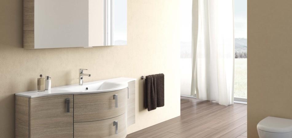 Konkav-gerundetes Design