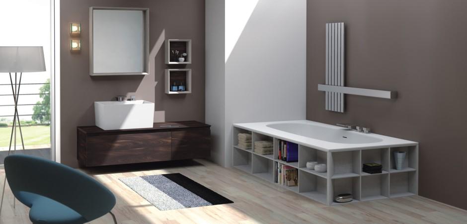 Waschtischplatten für Auflagebecken - auch auf Maß