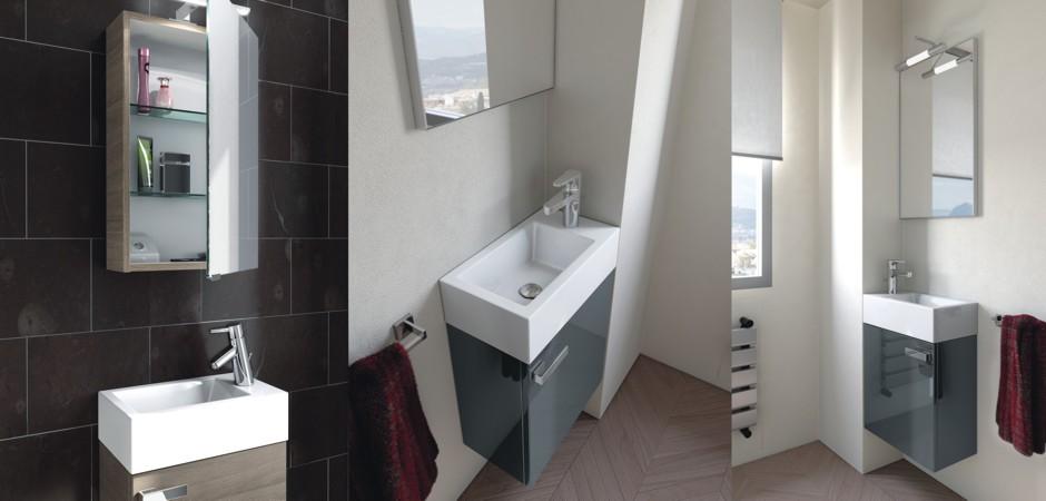 Badmöbel für das Gäste-WC