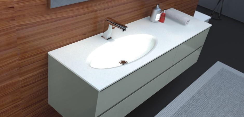 Waschtische auf Maß   MARA-Badcenter   {Doppelwaschbecken glas 27}