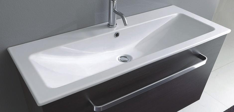 Waschbecken rechteckig mit unterschrank  Waschtisch-Materialien für Waschbecken | MARA-Badcenter