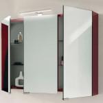 Spiegelschrank-Trittico