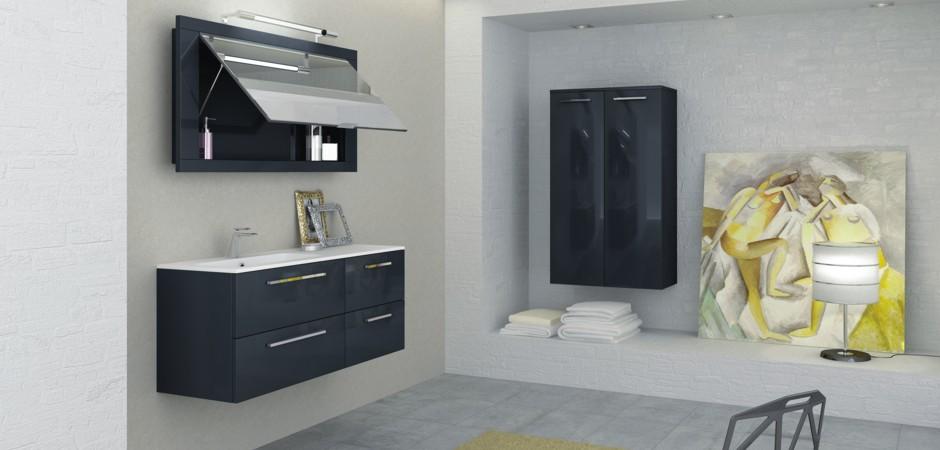badmöbel programm i40 für kleine badezimmer | mara-badmöbel