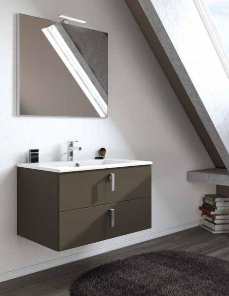 Badmöbel und Waschtisch FLASH ML41205
