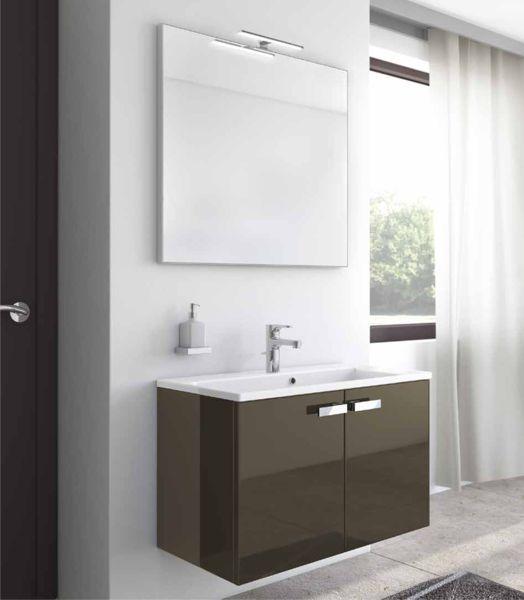 Badmöbel und Waschtisch FLASH ML41406