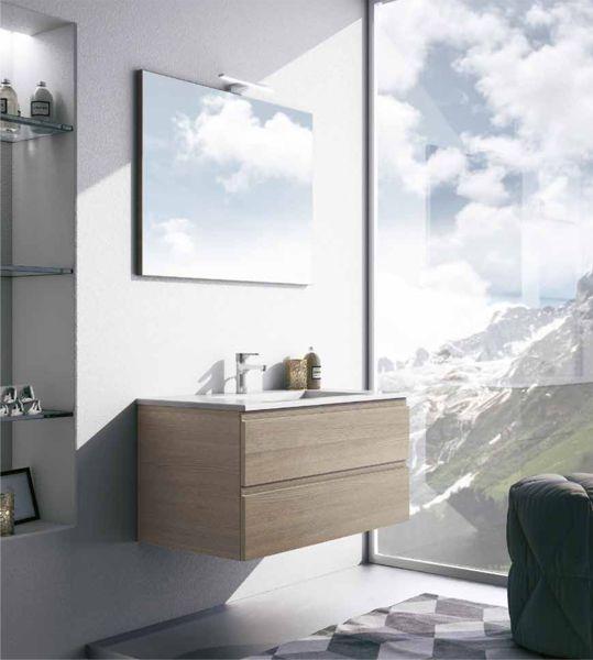 Badmöbel und Waschtisch FLASH ML42225