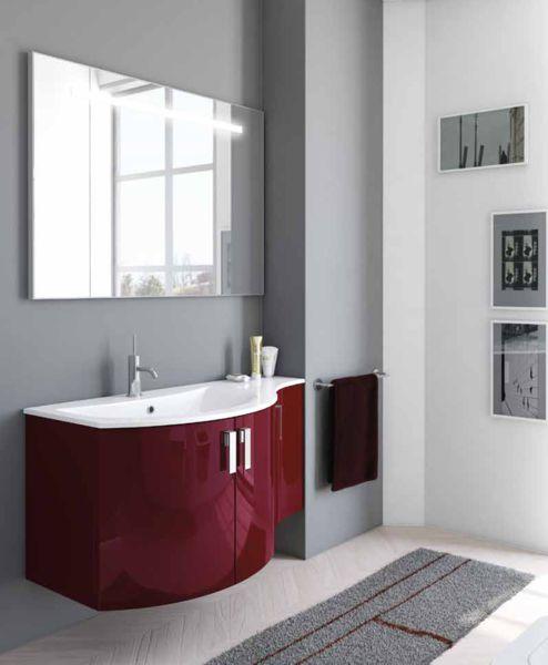 Badmöbel und Waschtisch FLASH ML42482