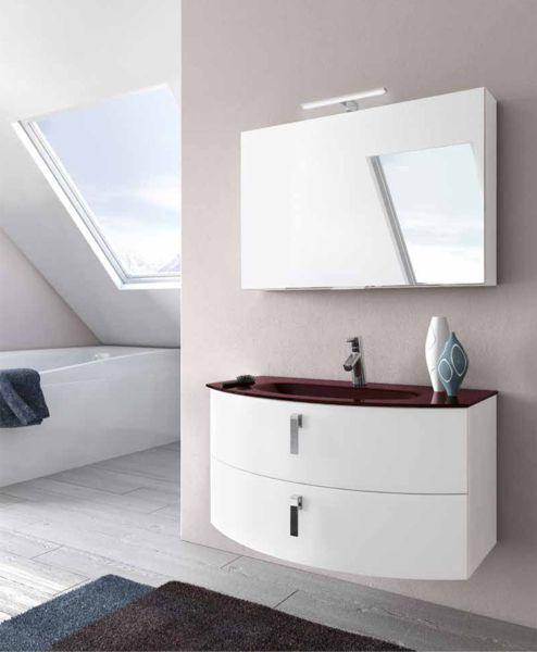 Badmöbel und Waschtisch FLASH ML43308