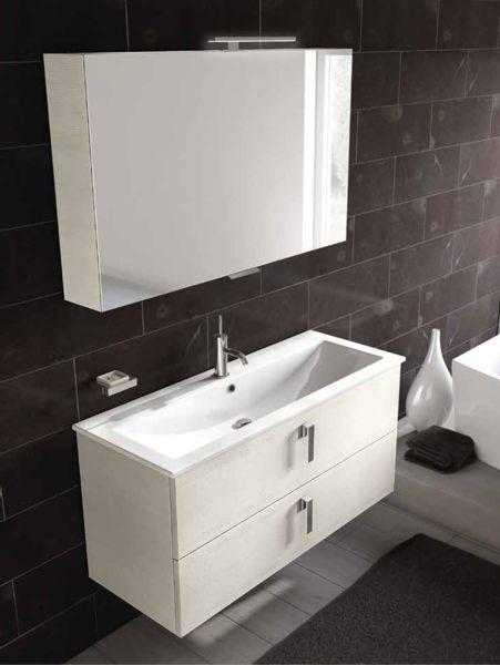 Badmöbel und Waschtisch FLASH ML43649
