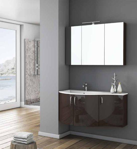 Badmöbel und Waschtisch FLASH ML44484
