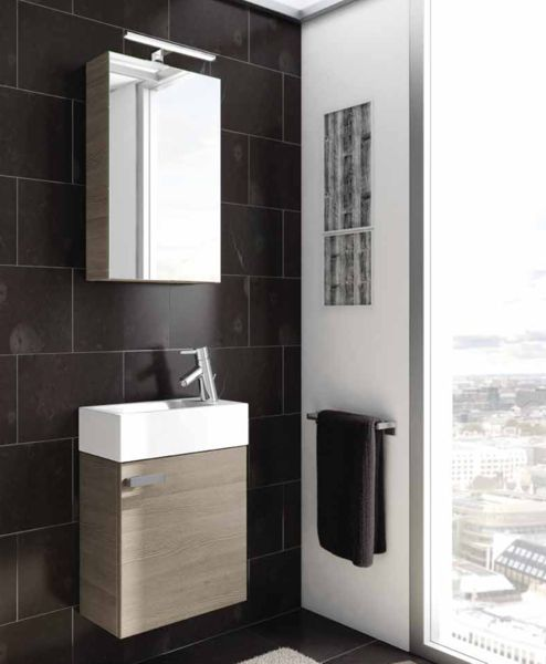 Badmöbel und Waschtisch FLASH ML44802 B