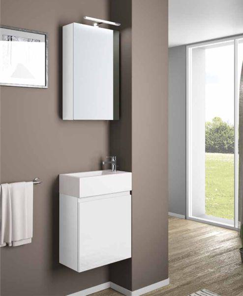 Badmöbel und Waschtisch FLASH ML44802