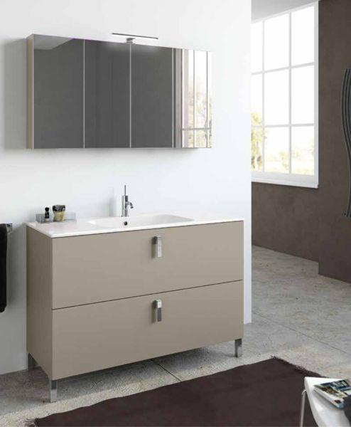 Badmöbel und Waschtisch FLASH ML74277