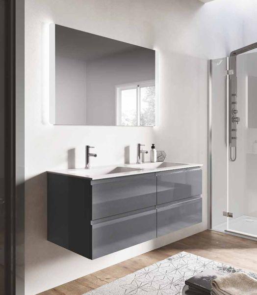 Badmöbel und Waschtisch FLASH MM41236