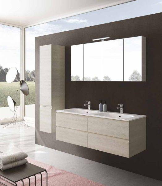 Badmöbel und Waschtisch FLASH MM41239